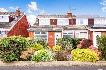 4 Bedrooms Semi Detached House for sale in Greenloons Drive, Formby, Liverpool, Merseyside, L37