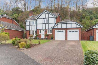 4 Bedrooms Detached House for sale in Northfield Park, Largs