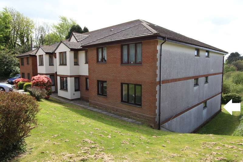 1 Bedroom Flat for sale in Plymouth Road, Liskeard