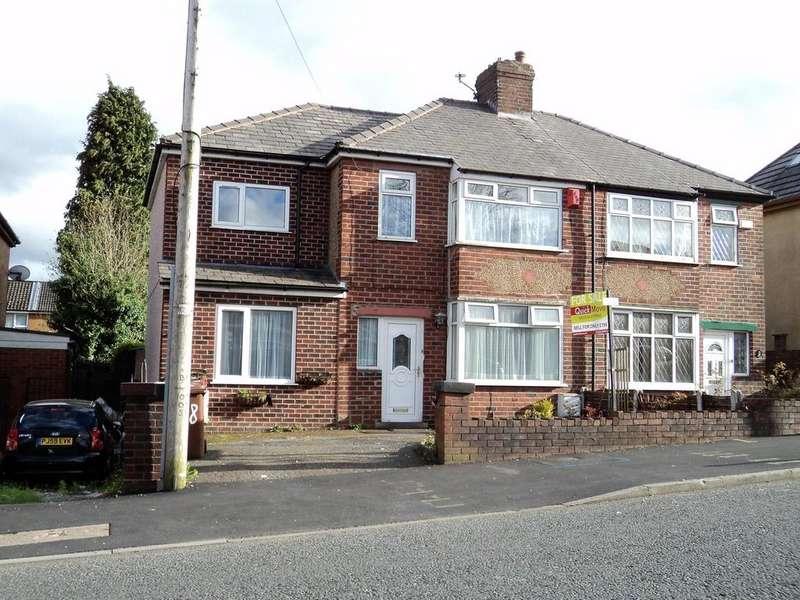 5 Bedrooms Semi Detached House for sale in St. JamesS Road Blackburn