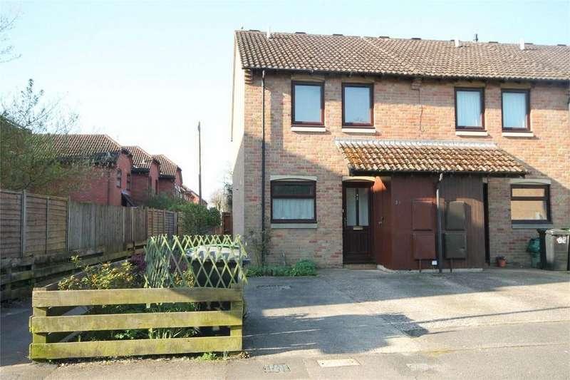 2 Bedrooms End Of Terrace House for sale in NEWBURY, Berkshire