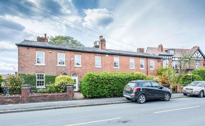 2 Bedrooms Terraced House for sale in Stockport Road, Timperley