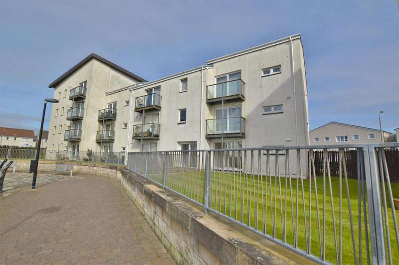 2 Bedrooms Ground Flat for sale in 85 Mariners View, Ardrossan, KA22 8BH