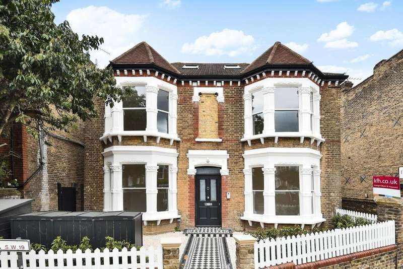 3 Bedrooms Flat for sale in Leopold Road, Wimbledon