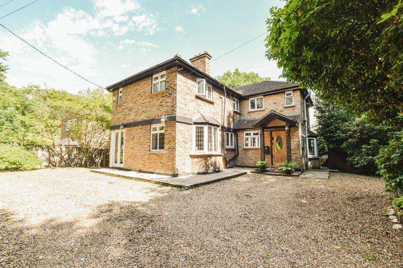 4 Bedrooms Detached House for sale in BADGERS ROAD, SEVENOAKS