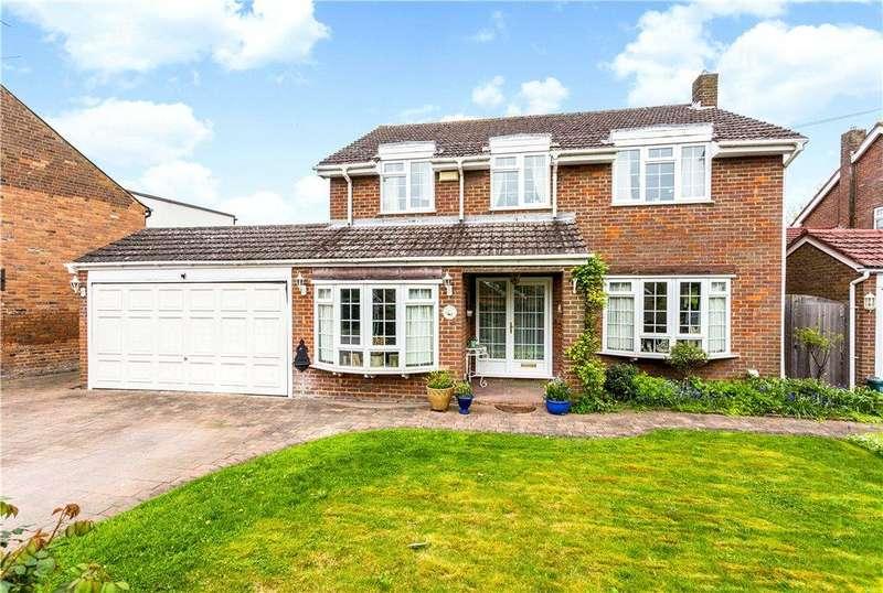 4 Bedrooms Detached House for sale in Buckland, Aylesbury, Buckinghamshire