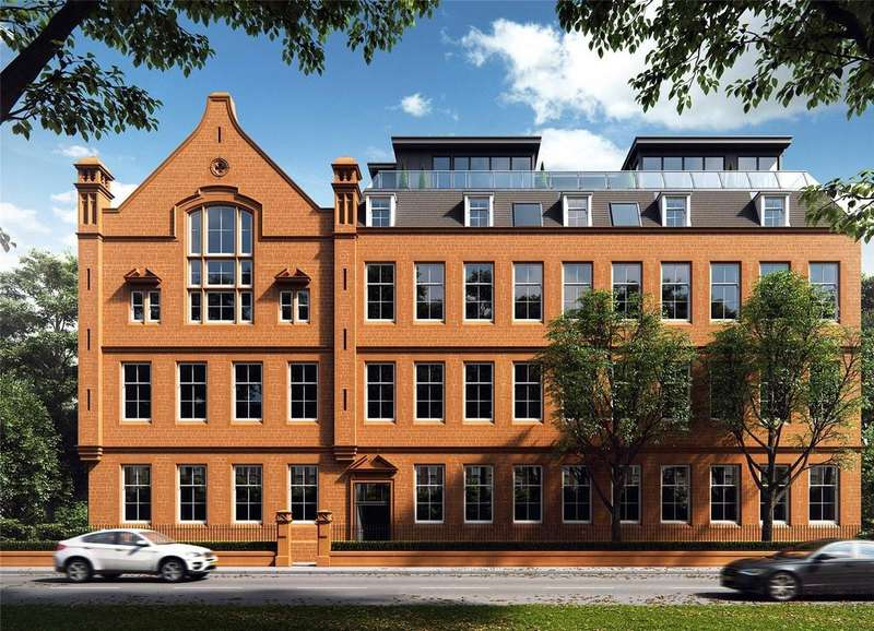 3 Bedrooms Flat for sale in Plot 17 - Notre Dame, Glasgow, G12