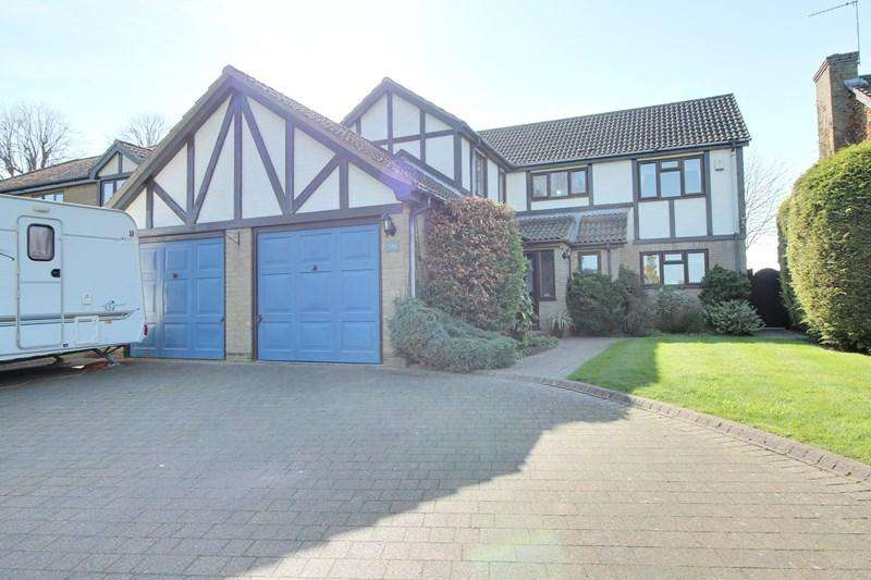 5 Bedrooms Detached House for sale in Old Norwich Road, Horsham St. Faith, Norwich