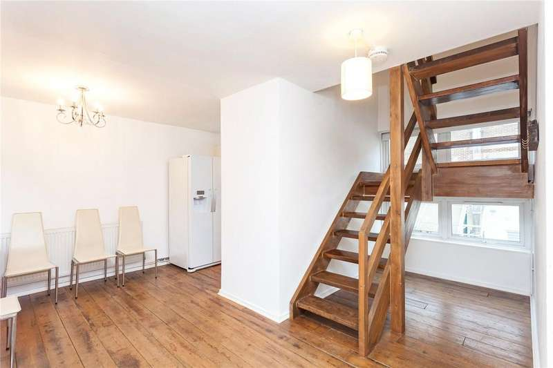 2 Bedrooms Flat for sale in Falcon Court, City Garden Row, London, N1