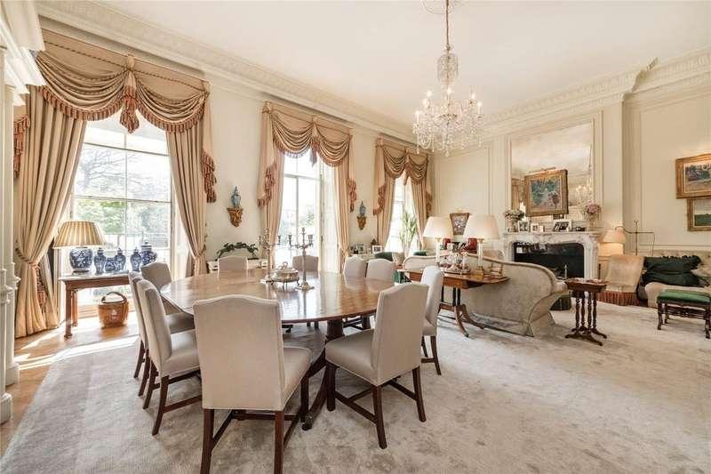 3 Bedrooms Maisonette Flat for sale in Hyde Park Gardens, The Hyde Park Estate, London