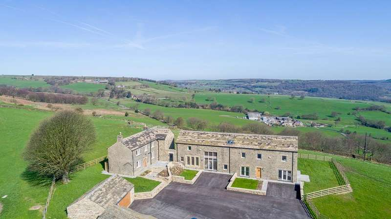 3 Bedrooms Barn Conversion Character Property for sale in Off Lumb Lane, Oughtibridge