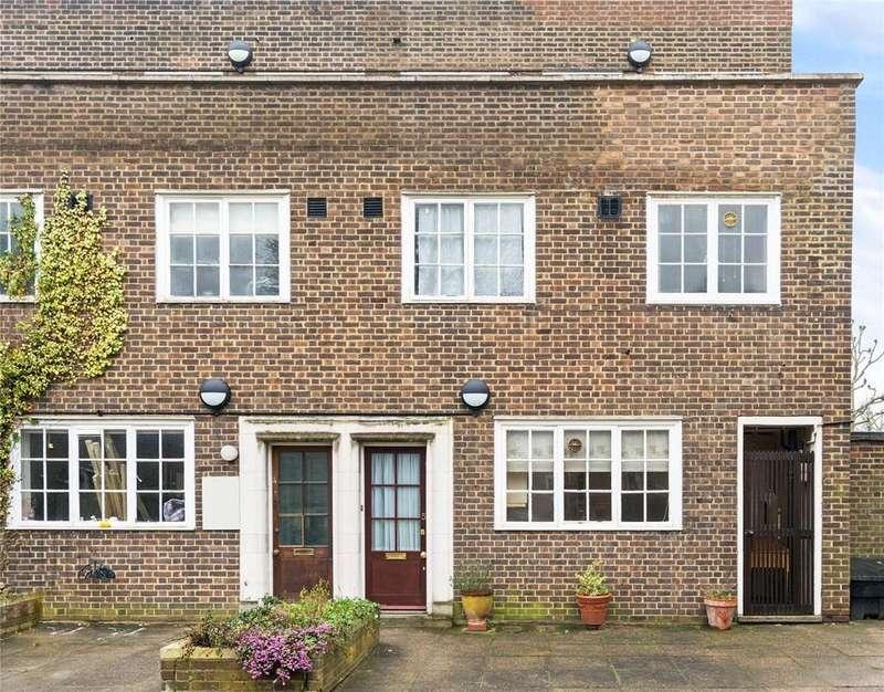 3 Bedrooms Maisonette Flat for sale in Bradby House, Carlton Hill, St John's Wood, London, NW8