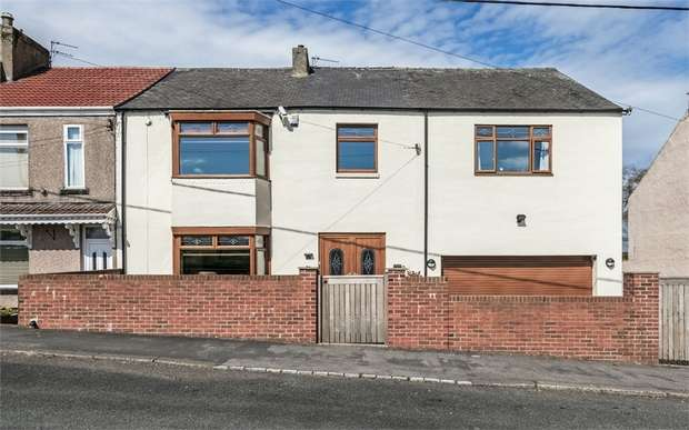 5 Bedrooms End Of Terrace House for sale in Park Road, Witton Park, Bishop Auckland, Durham
