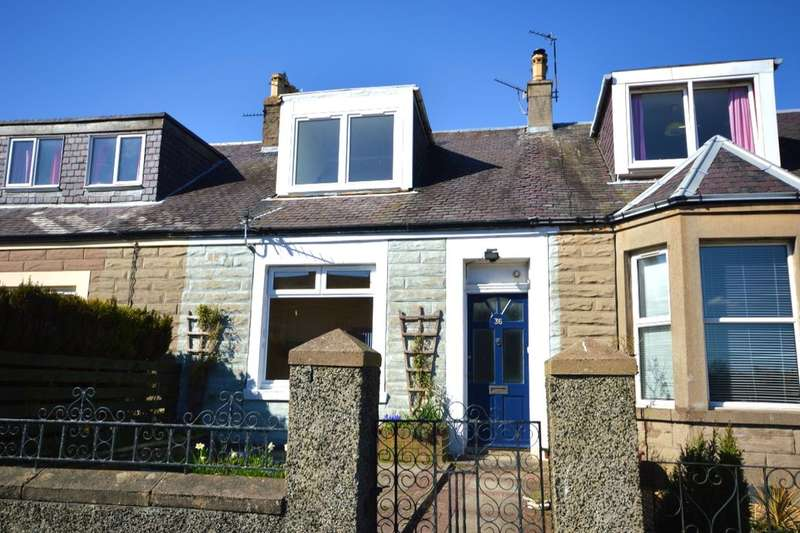 2 Bedrooms Semi Detached House for sale in Manse Road, Crossgates, Cowdenbeath, KY4