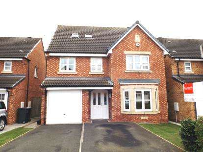 6 Bedrooms Detached House for sale in Wakenshaw Drive, Newton Aycliffe, County Durham
