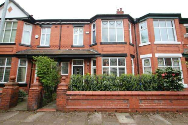 4 Bedrooms Terraced House for sale in Westbourne Grove, West Didsbury, Manchester