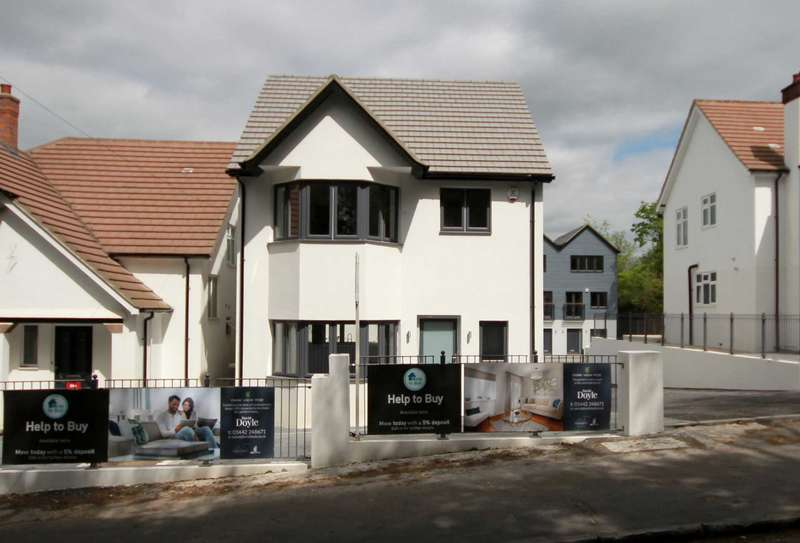 3 Bedrooms Detached House for sale in HOUSE TYPE D - `PARK VIEW RISE`