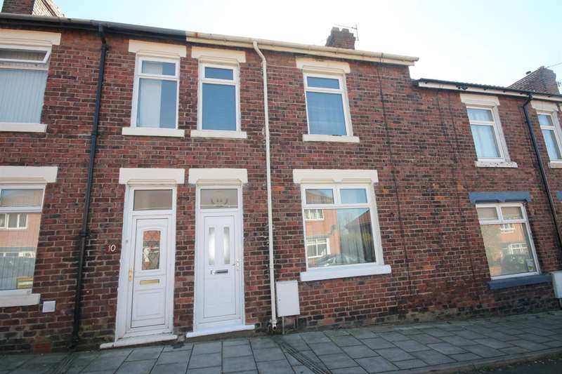 2 Bedrooms Terraced House for sale in Thickley Terrace, Shildon