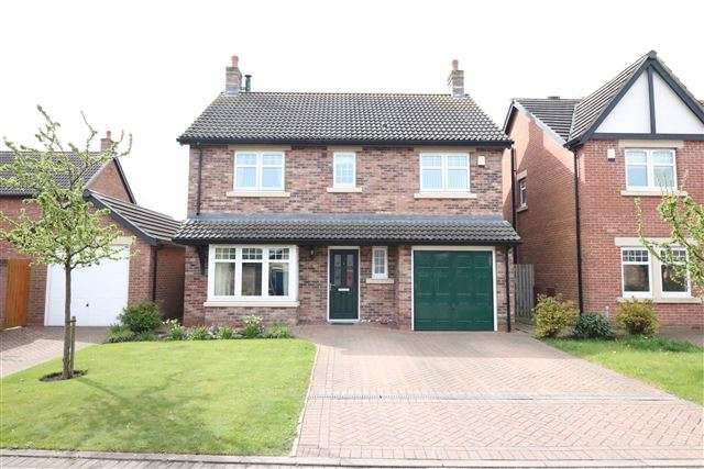 4 Bedrooms Detached House for sale in Osprey Close, Carlisle, Cumbria, CA2 7PR