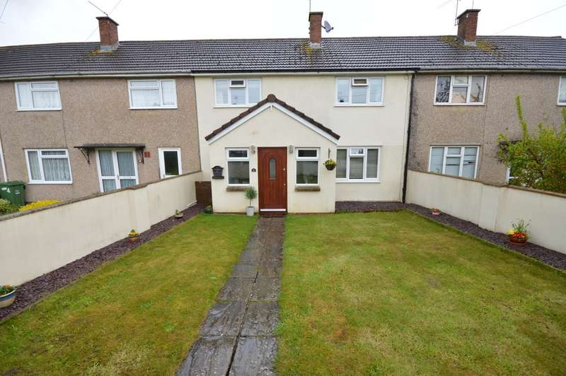 3 Bedrooms Terraced House for sale in Dartmouth Walk, Keynsham, BS31