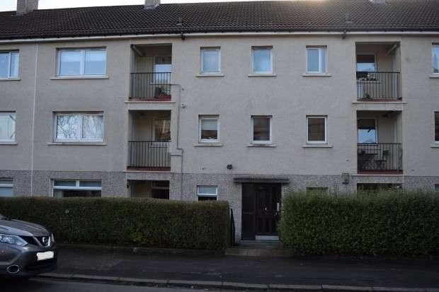 2 Bedrooms Flat for sale in 85 Wedderlea Drive, Flat 0/1, Cardonald, G52