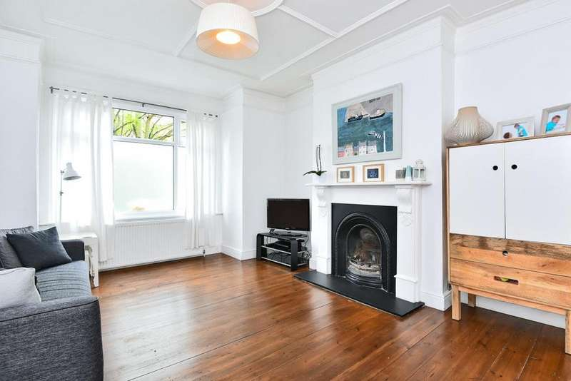 4 Bedrooms Terraced House for sale in Lyveden Road, Colliers Wood