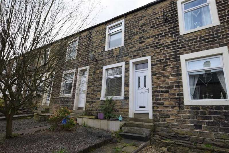2 Bedrooms Terraced House for sale in Rosemount Avenue, Barnoldswick, Lancashire