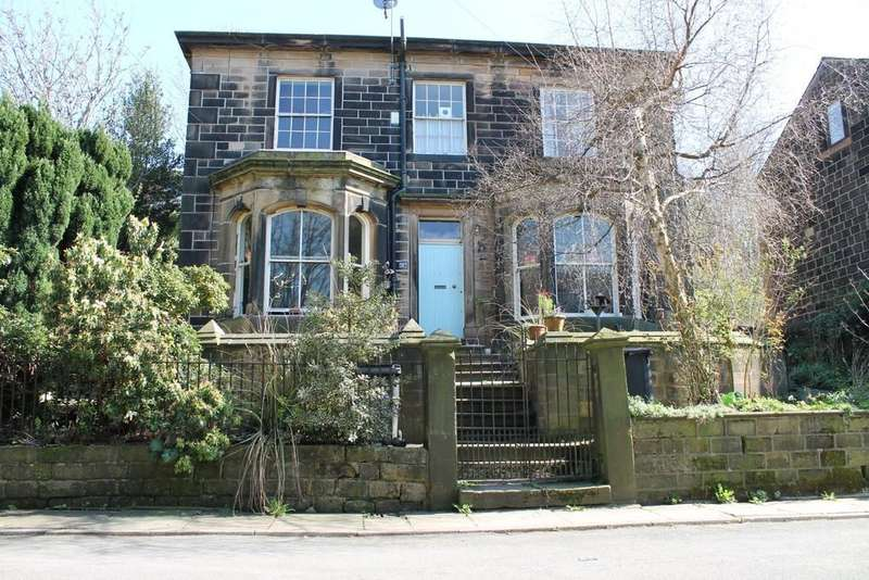 3 Bedrooms Semi Detached House for sale in Wellfield House East