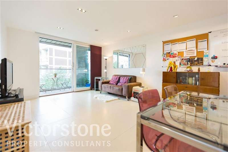 2 Bedrooms Apartment Flat for sale in The Spectrum Building, Shoreditch, London