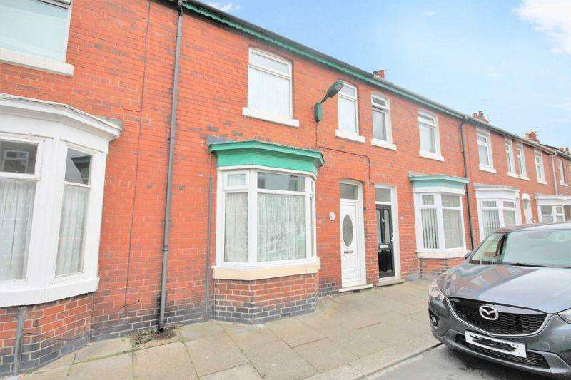2 Bedrooms Terraced House for rent in High Row, Loftus
