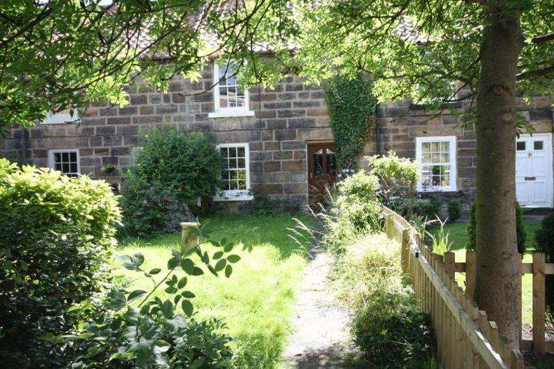 2 Bedrooms Terraced House for rent in St Hildas Place, Loftus