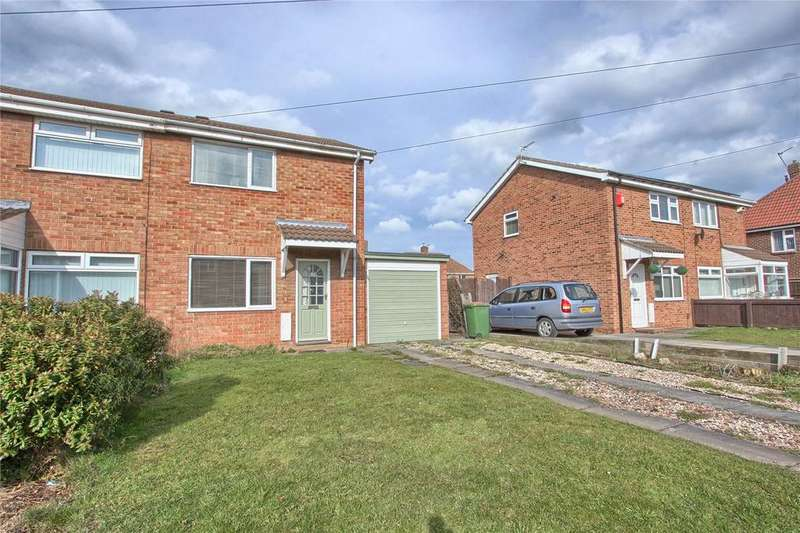 2 Bedrooms Semi Detached House for sale in Lucerne Road, Redcar