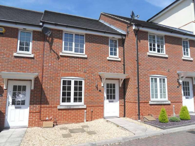 3 Bedrooms Terraced House for rent in Maple Rise, Whiteley