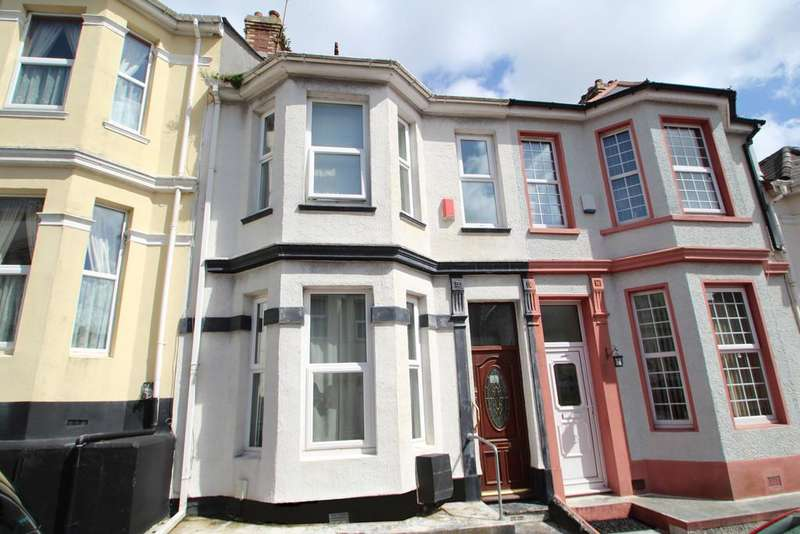 3 Bedrooms Terraced House for sale in Barton Avenue, Plymouth
