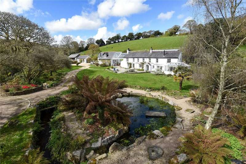 4 Bedrooms House for sale in Roscarrack Road, Maen Valley, Falmouth, Cornwall, TR11