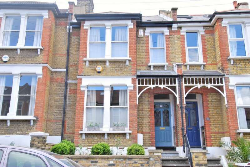 3 Bedrooms Terraced House for sale in Hopedale Road, Charlton, SE7