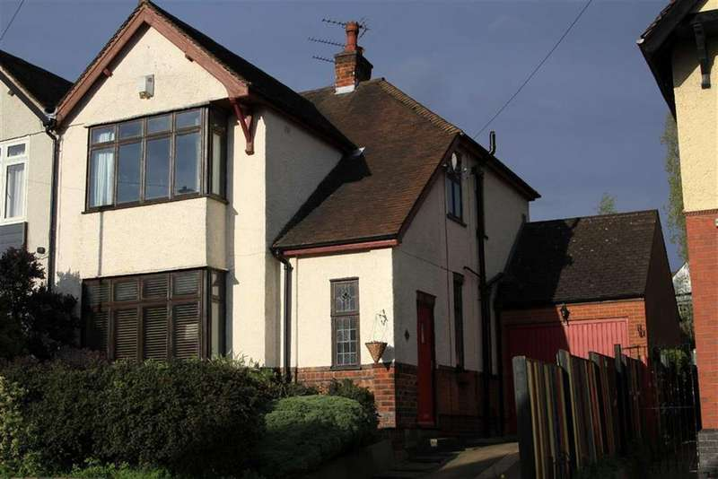 3 Bedrooms Semi Detached House for sale in Hurst Road, Hinckley