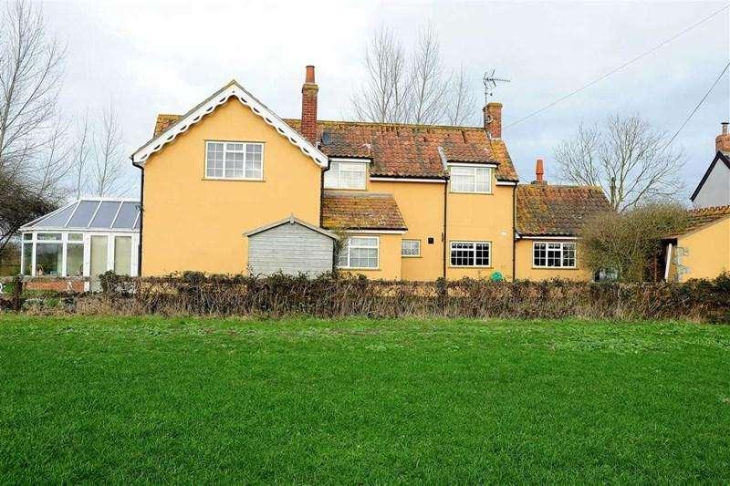 3 Bedrooms Detached House for rent in Northwick Road, Mark, Nr Highbridge