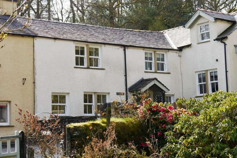 3 Bedrooms Terraced House for sale in Low Mill Cottage, Low Stott Park, Ulverston, LA12 8AX