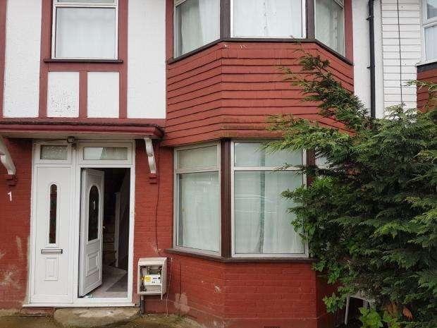 6 Bedrooms Semi Detached House for rent in Derek Avenue, Wembley, HA9