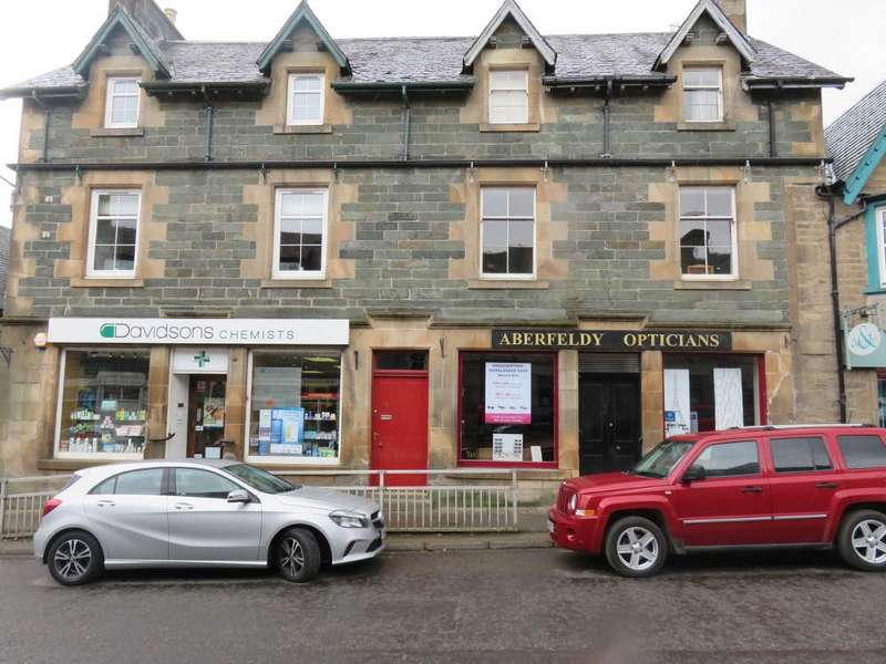 5 Bedrooms Town House for sale in 9 Bank Street, Aberfeldy PH15