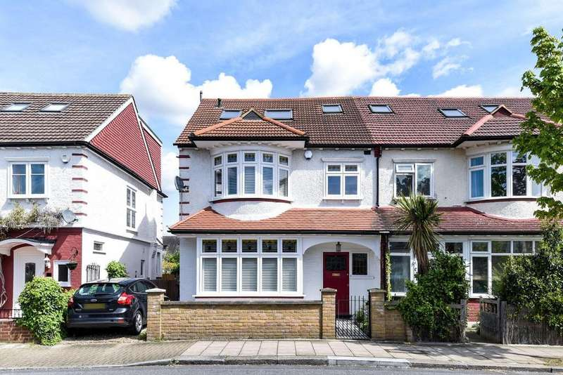 5 Bedrooms Terraced House for sale in Wavertree Road, Streatham