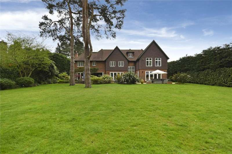 6 Bedrooms Detached House for rent in The Glade, West Byfleet, Surrey, KT14