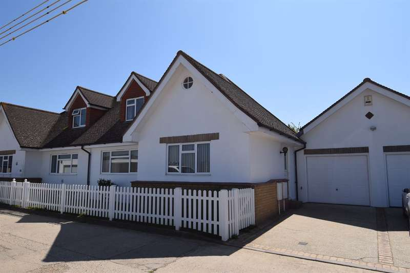3 Bedrooms Semi Detached House for sale in Admiralty Walk, Whitstable