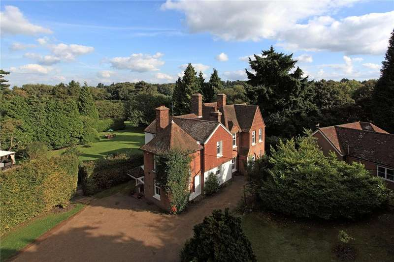 6 Bedrooms Detached House for sale in Common Road, Ightham, Sevenoaks, Kent