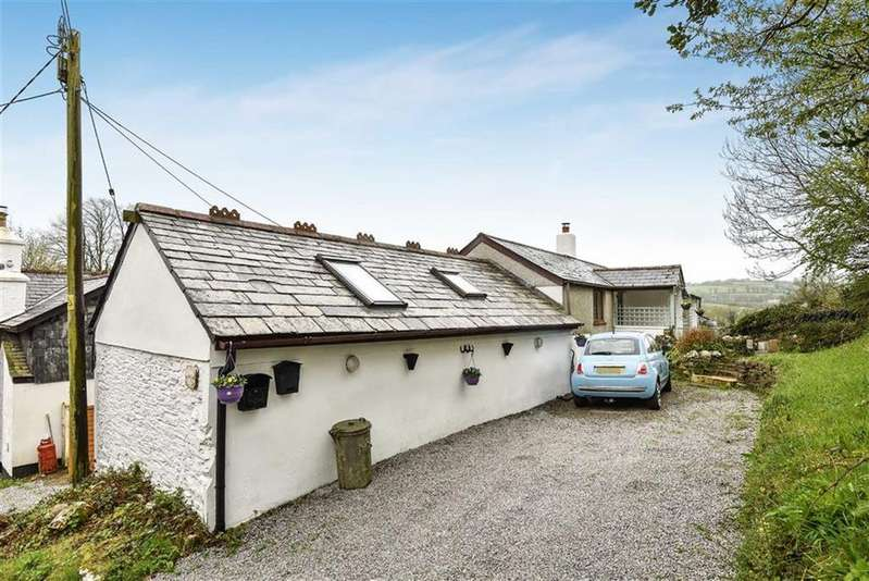 3 Bedrooms Detached House for sale in Egypt, Callington, Cornwall, PL17