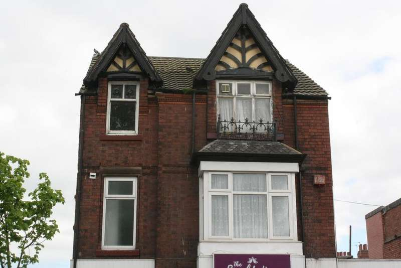 3 Bedrooms Flat for rent in Melton Road, Leiceser LE4