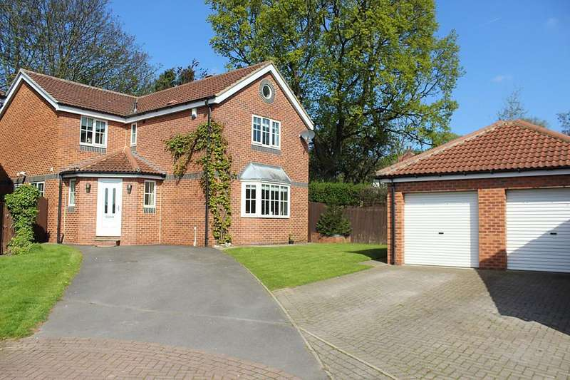 4 Bedrooms Detached House for sale in Garforth Close, Norton, TS20