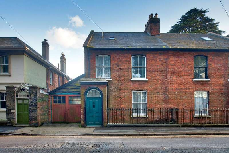 4 Bedrooms End Of Terrace House for sale in Churchfields Road, Salisbury