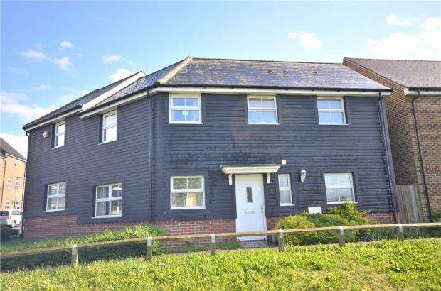 3 Bedrooms Semi Detached House for sale in Grouse Meadows, Bracknell, Berkshire